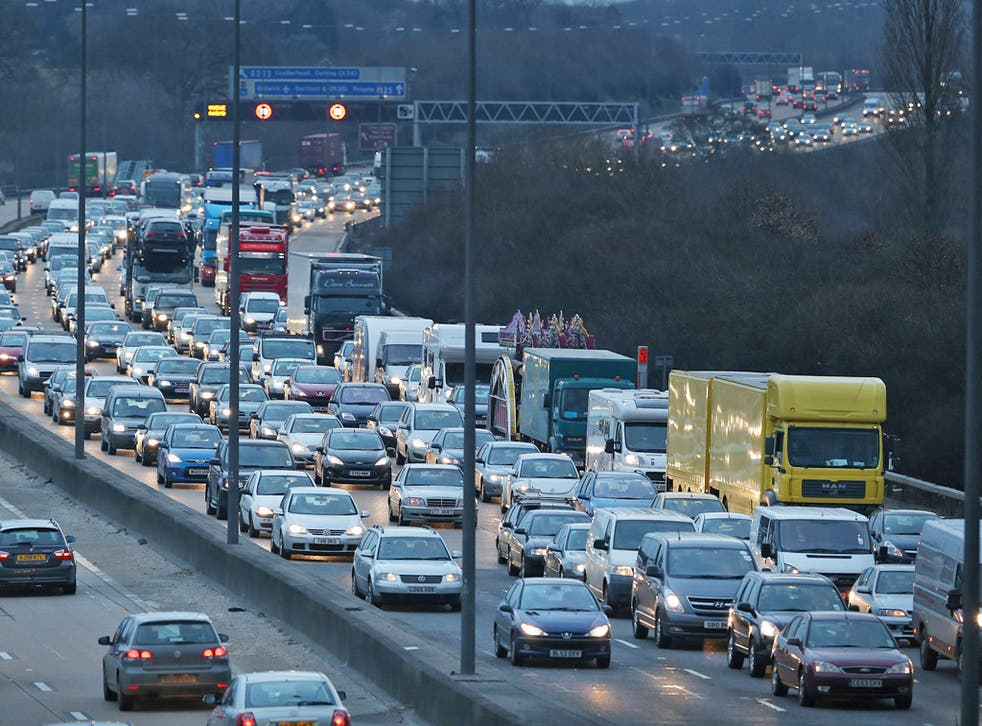 New 'stealth' cameras will be deployed around Britain's busiest motorways to enforce variable speed limits.