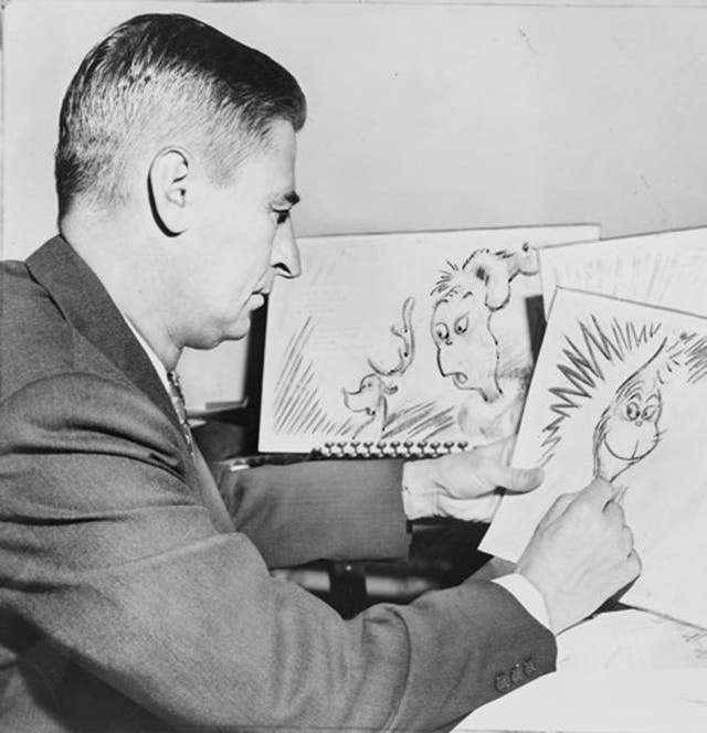 10. Theodor Geisel, $9m (£5.6m) - Better known as Dr Seuss, his Cat in the Hat and Grinch characters are enduringly popular, while The Lorax was turned into a hit movie