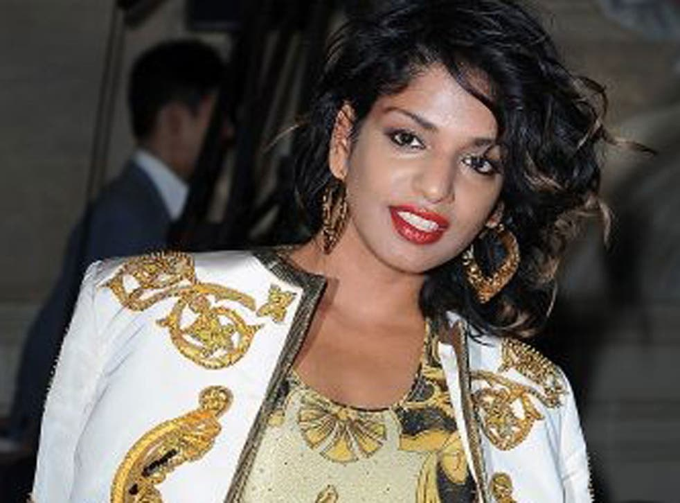 M.I.A's new album is out in November