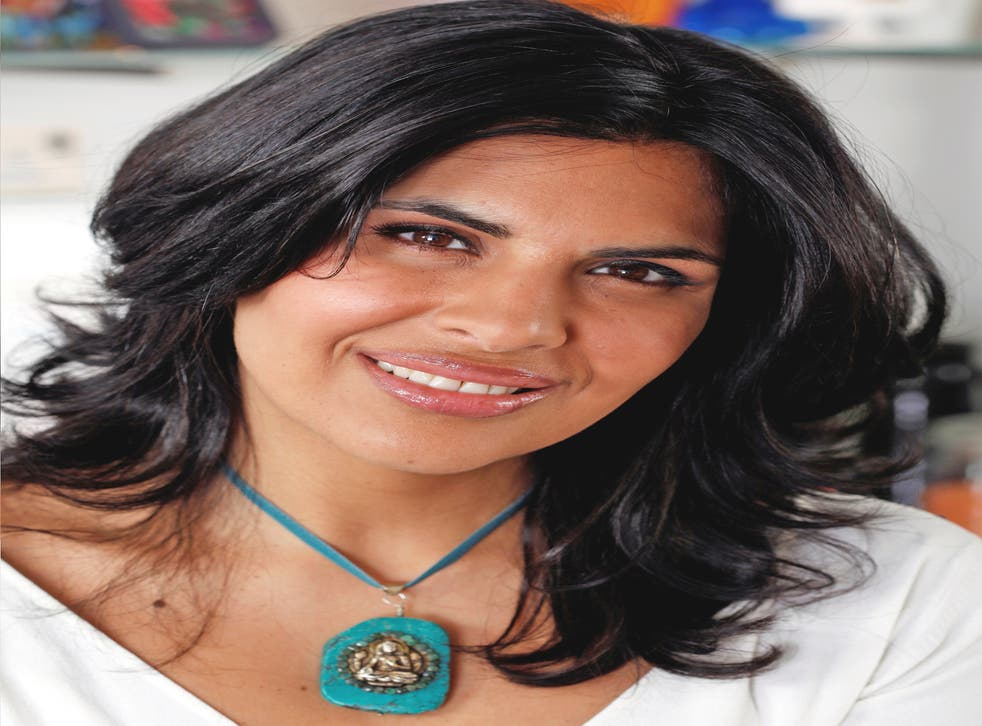 Anjum Anand: 'I think a fresh loaf of bread with butter is just unbeatable'