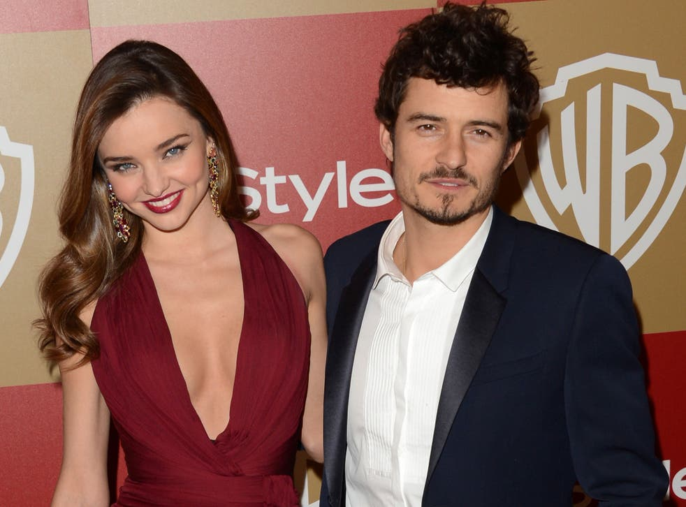Miranda Kerr and Orlando Bloom have split after three years of marriage