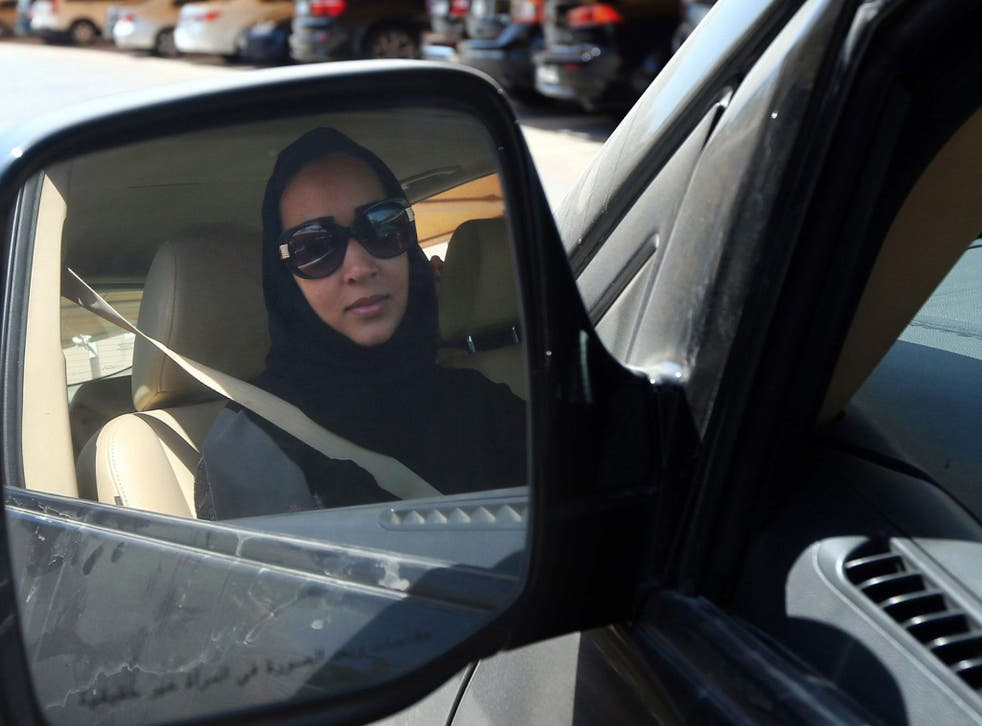 Saudi Arabia is the only country that bans women from driving, but some women there have been choosing to get behind the wheel in defiance