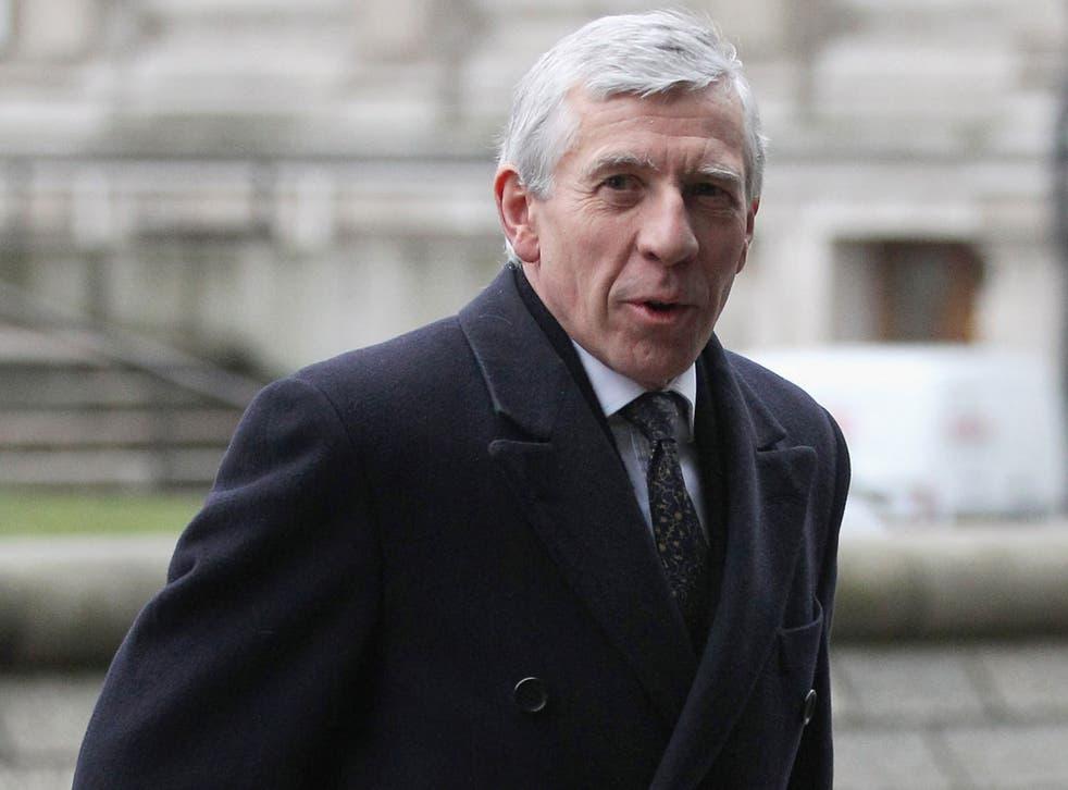 Jack Straw served as Home Secretary and Foreign Secretary under Tony Blair's government
