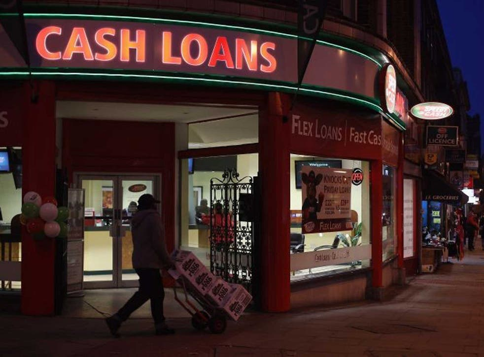 A million households take out payday loans every month