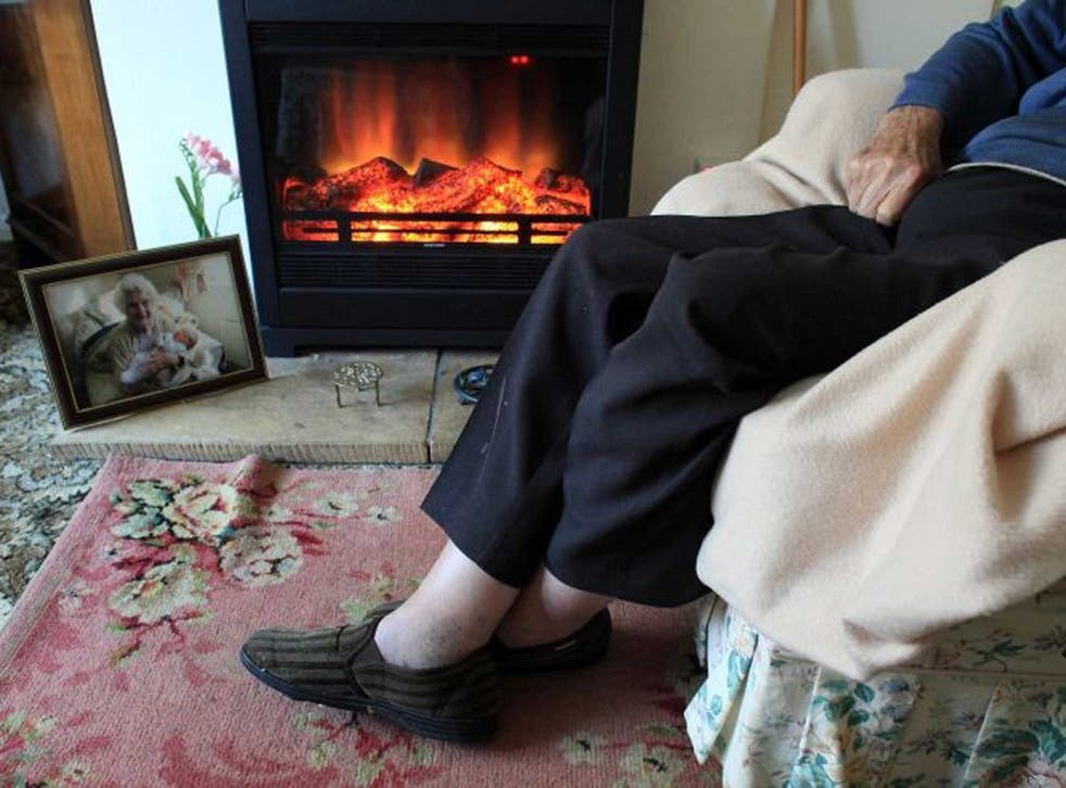 The poorest face a choice between eating and heating