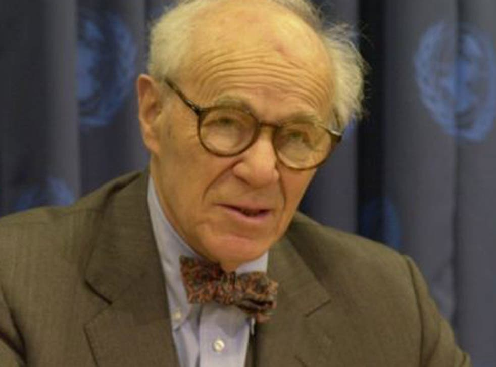 Lawrence Klein: Economist whose forecasting won him the Nobel Prize