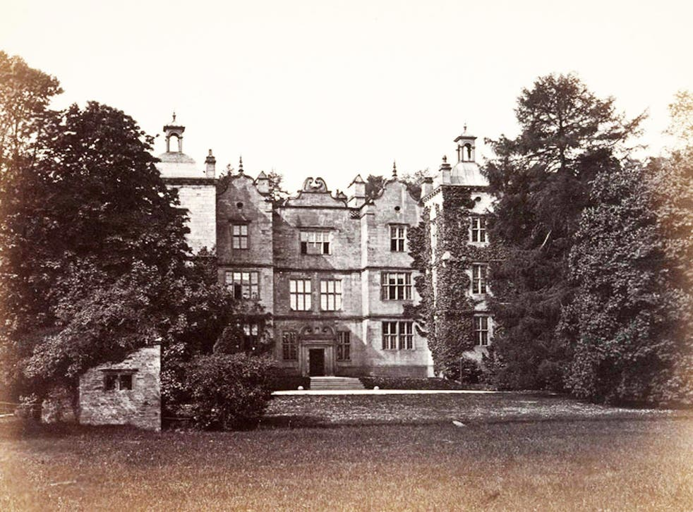 Plas Teg, a Jacobean house near the the village of Pontblyddyn, Flintshire between Wrexham and Mold, is said to be one of Wales' most haunted buildings. One of its late owners was the infamous 'hanging' Judge Jeffries, who is thought to have held court in