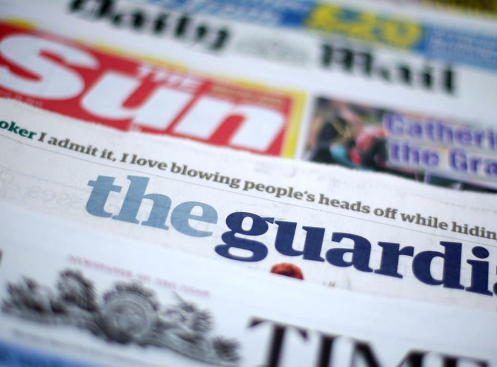 The newspaper industry has applied for an injunction against the consideration of a historical Royal Charter on press reform