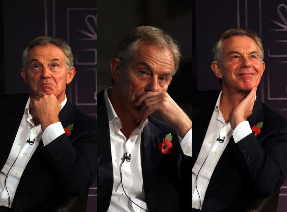 Tony Blair is now advising the governments of no fewer than 20 countries