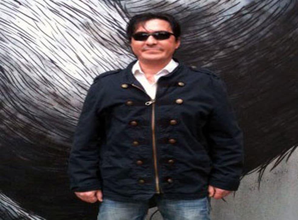 Bijan Ebrahimi was a 'caring, loving and unselfish' man