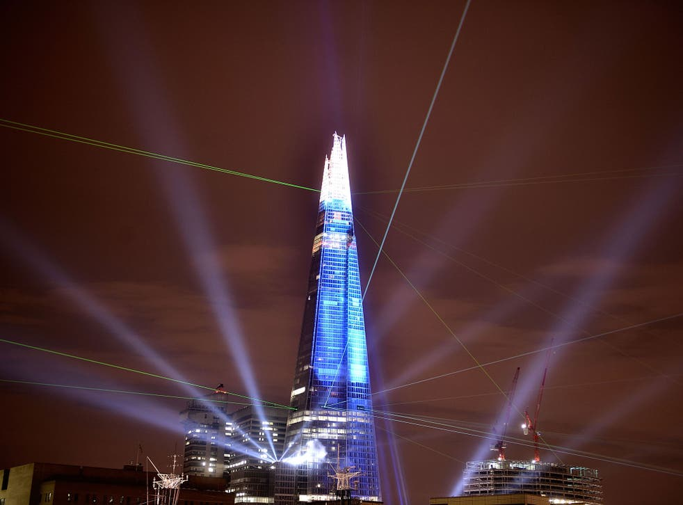 Money from the Middle East has already financed developments such as the Shard in London Bridge