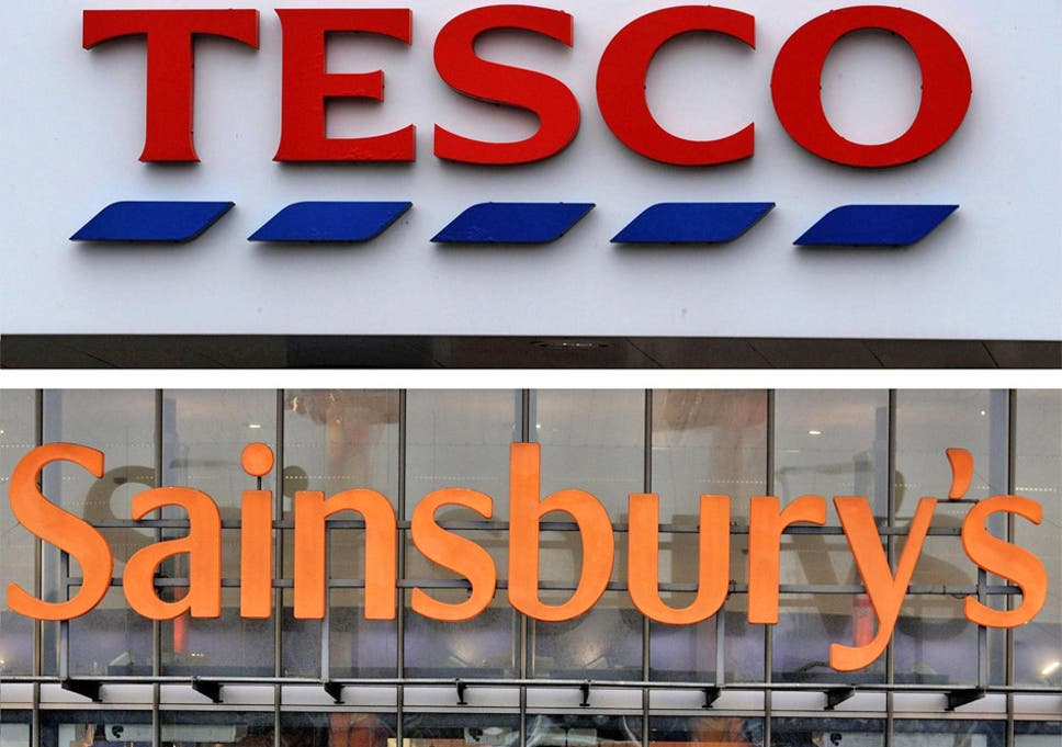 d27acd347 Sainsbury's vs Tesco dispute winds up in court | The Independent
