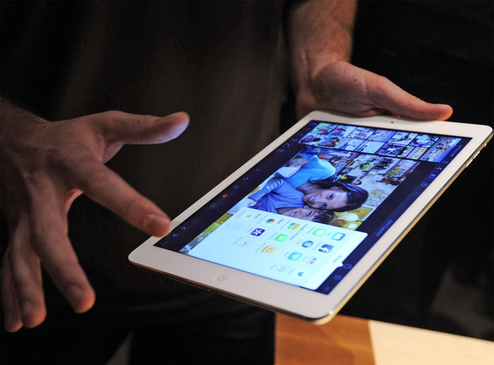 The iPad Air is the best tablet on the market