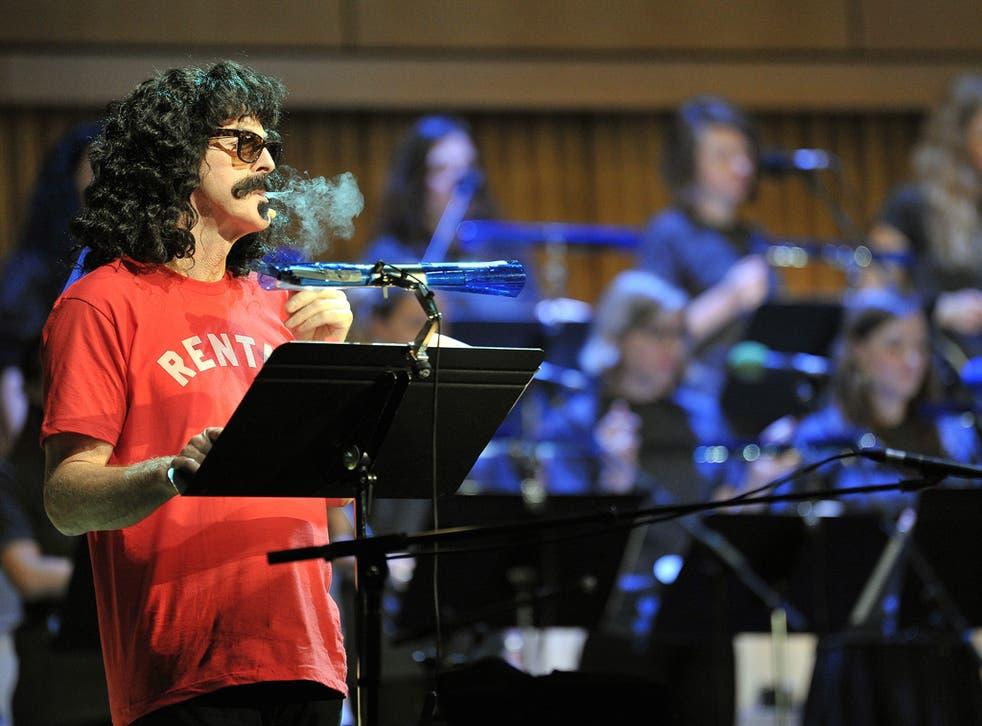 Frank Zappa's 200 Motels at London's Royal Festival Hall