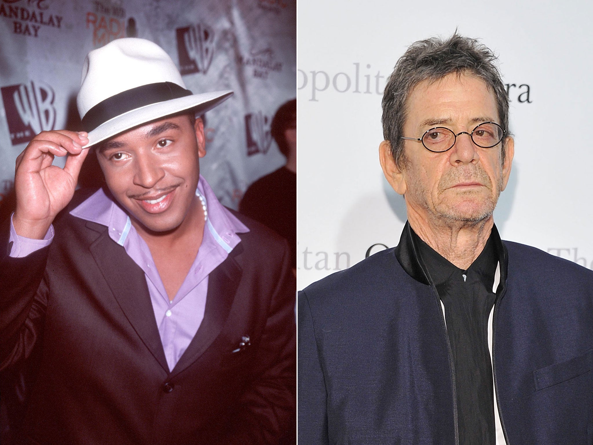 Lou Bega confirms he's still alive after Lou Reed death