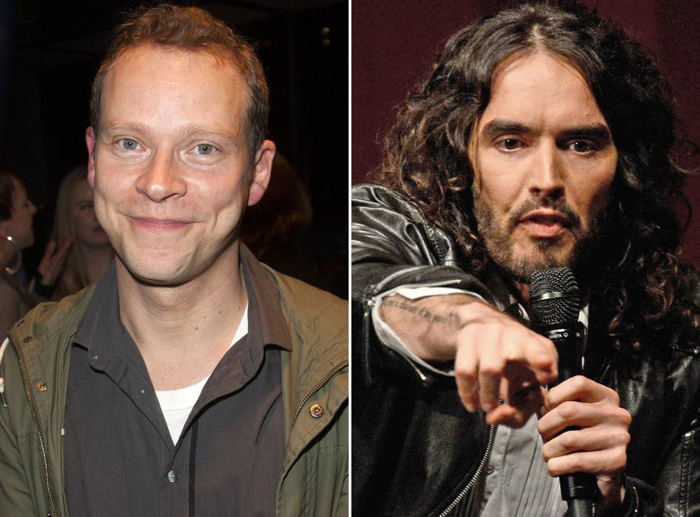 Robert Webb rejoined the Labour Party after reading Russell Brand's article