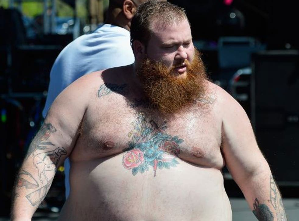 Action Bronson will make a new cooking series with VICE