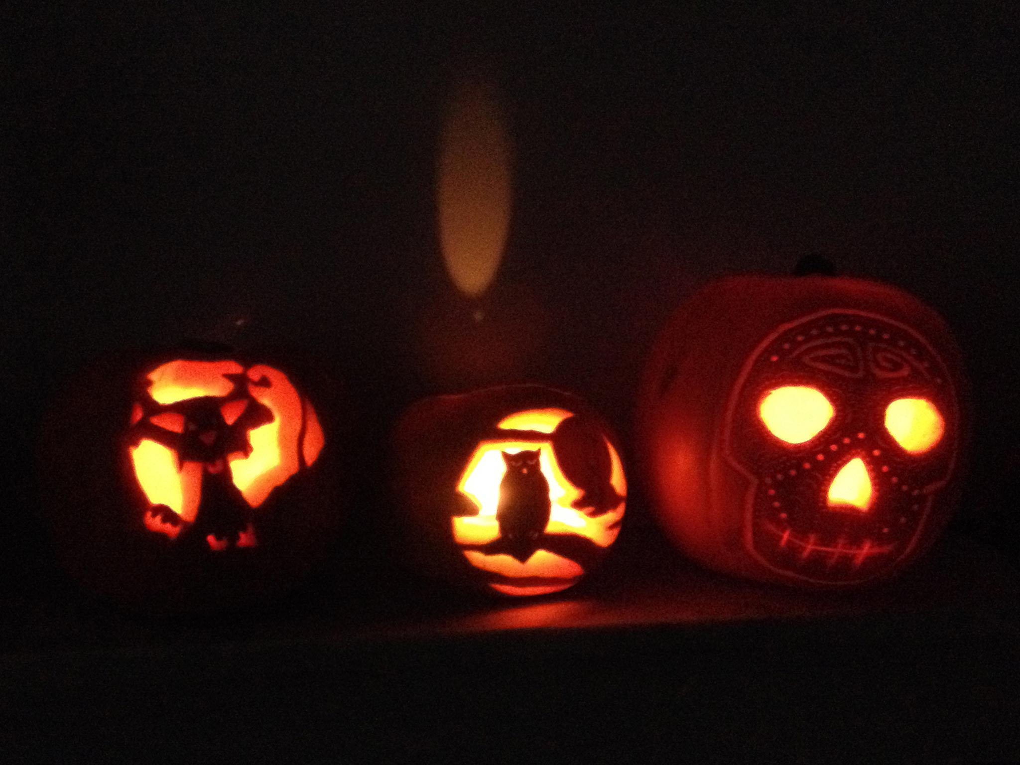 in pictures: readers' halloween pumpkin designs | the independent
