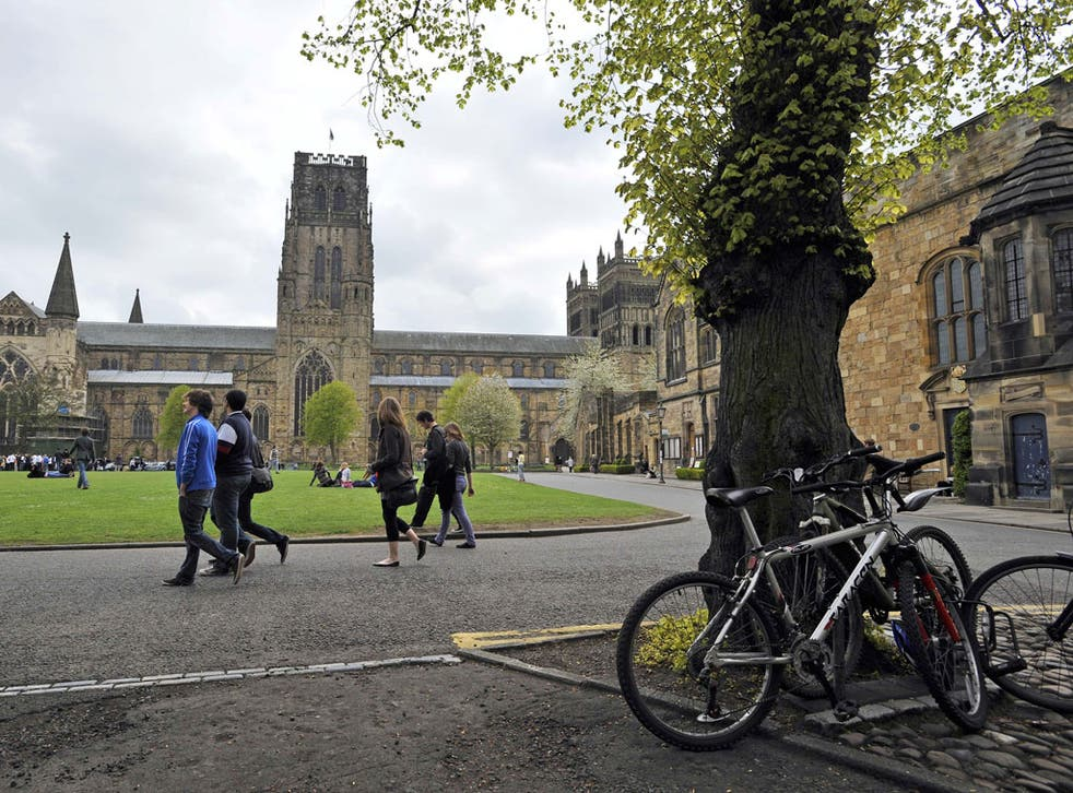 Durham Cathedral Square