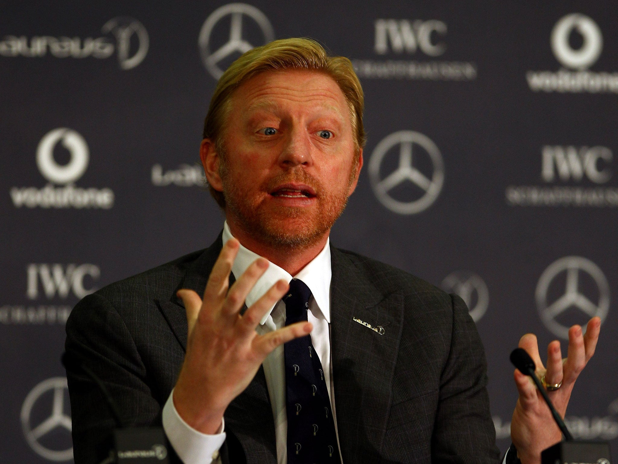 Boris Becker claims diplomatic immunity to avoid bankruptcy
