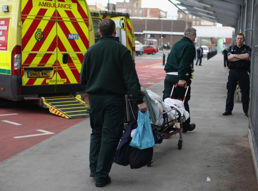 Doctors have warned of worsening conditions in overstretched hospitals