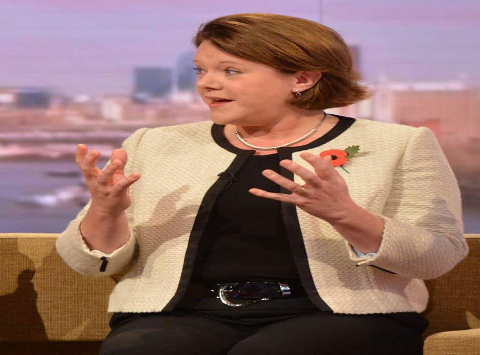 Maria Miller says self regulation could stave off statutory regulation of the press