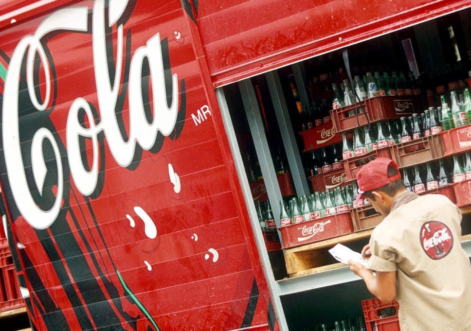 Mexico's Coke wars ignite as the government places a tax on 'the