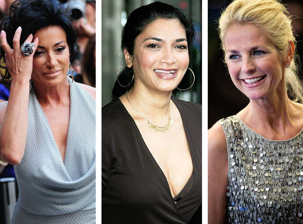Nancy Dell'Olio, Faria Alam and Ulrika Jonsson are just three of the women in Eriksson's life