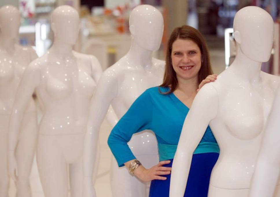 ad2f8b563630 Body confidence: Debenhams unveils 'average woman' size 16 mannequins