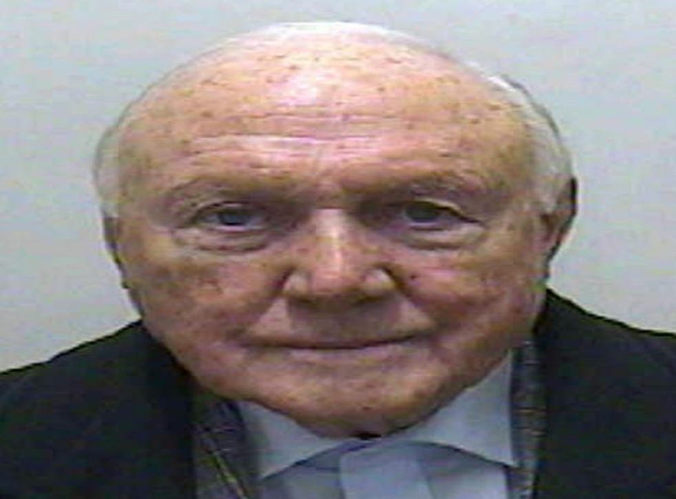 Stuart Hall is currently serving a 30-month jail term for sexually abusing 13 victims