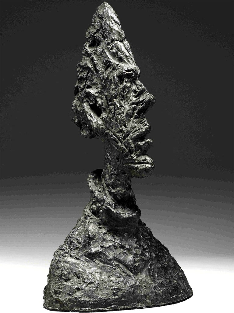 Worth more than its weight in gold – Alberto Giacometti ...