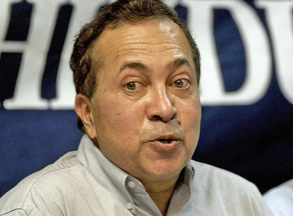 N. Ram was accused of running The Hindu 'like a banana republic'