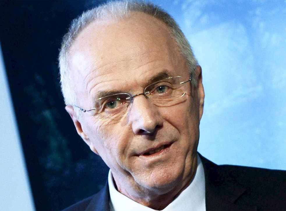 Sven-Goran Eriksson is one of four people to have brought claims of hacking against the Mirror Group