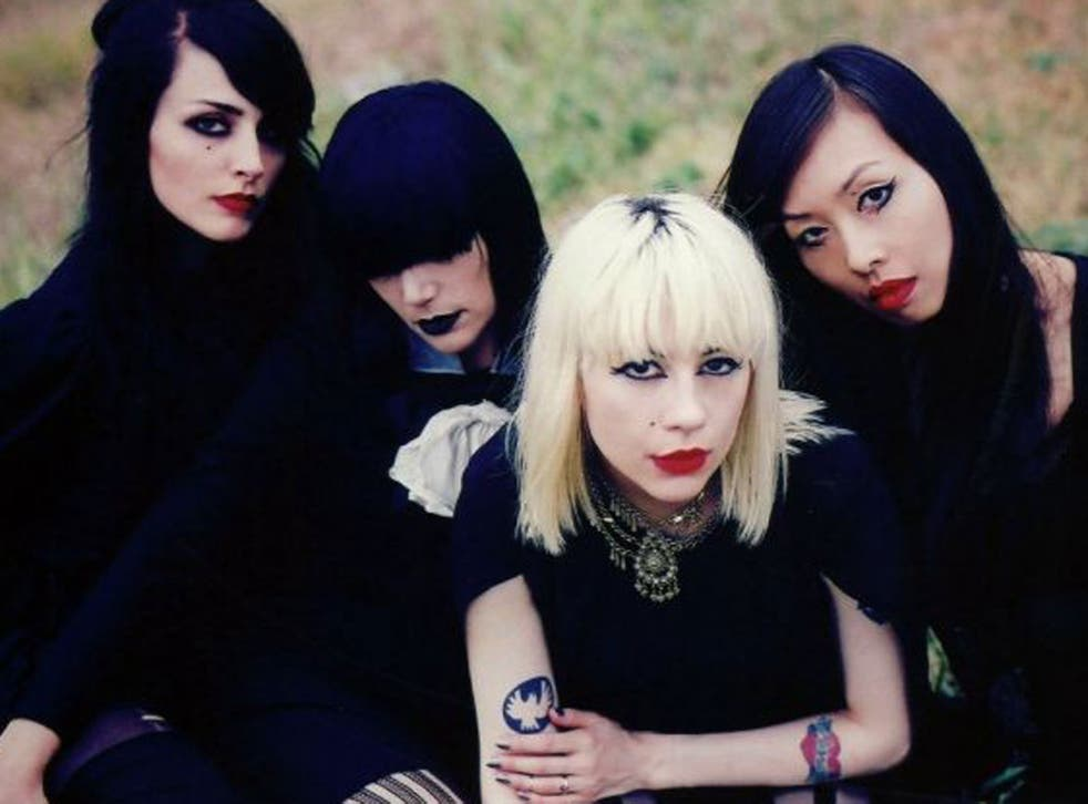 Dum Dum Girls's third LP is out in January
