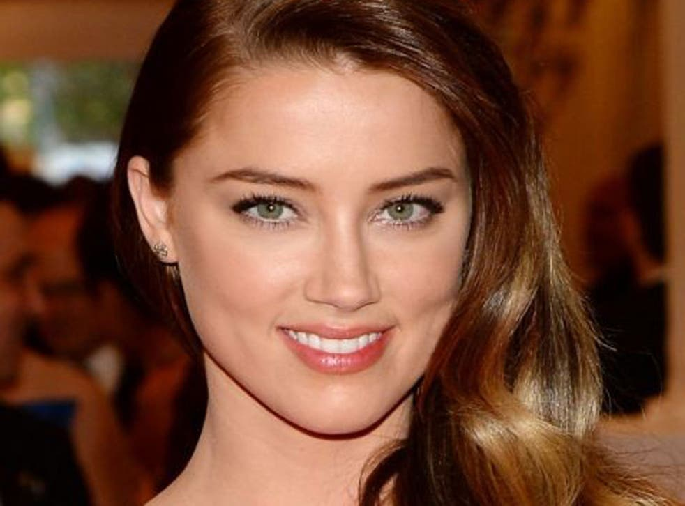 Amber Heard will star in Mathew Cullen's film based on Martin Amis's London Field