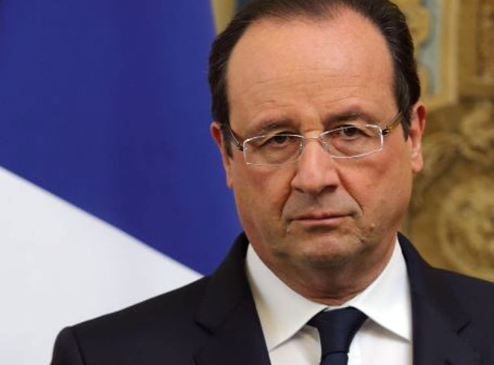 President Hollande is wrestling with a sluggish economy and unemployment at a 16-year high