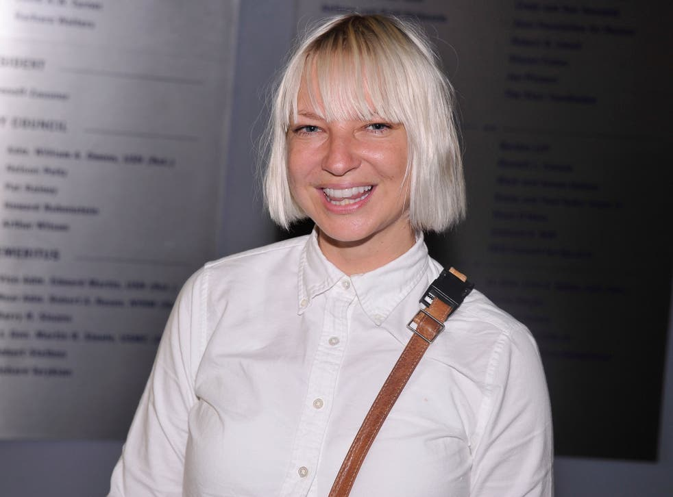 Singer Sia has agreed to donate the fee she received from a recent Eminem collaboration to an LGBT charity