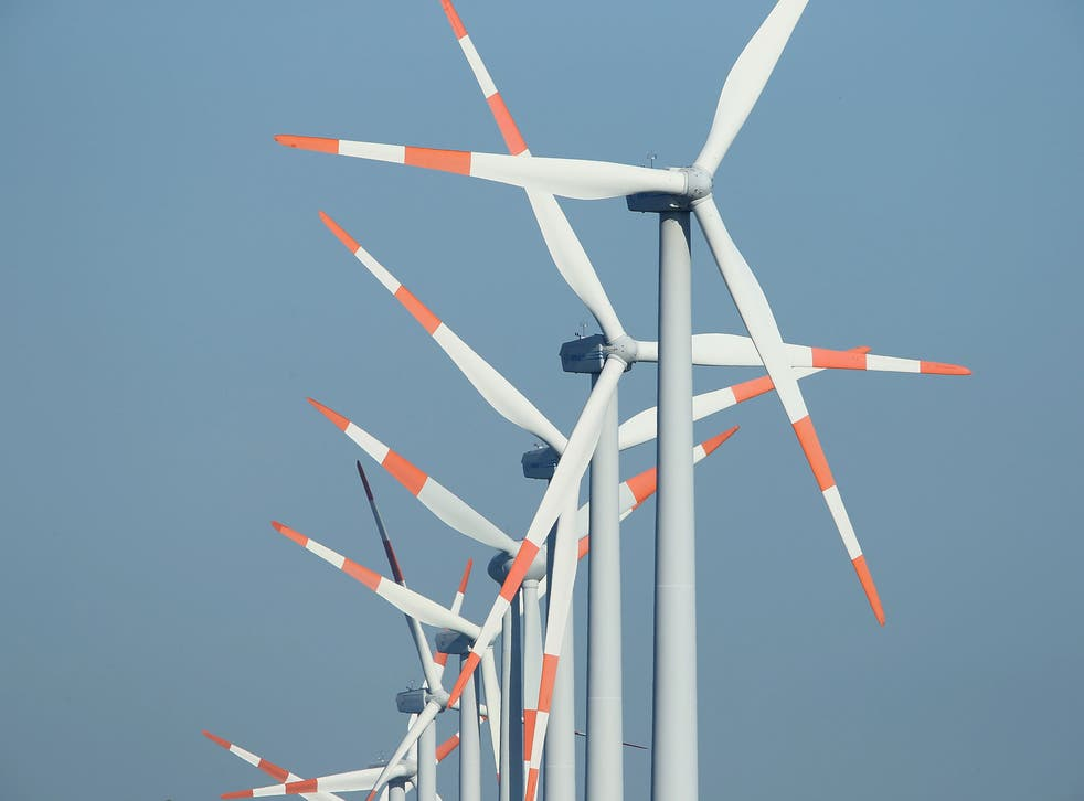 Wind farms are blighting the country, aesthetically and economically, argues Nigel Farage