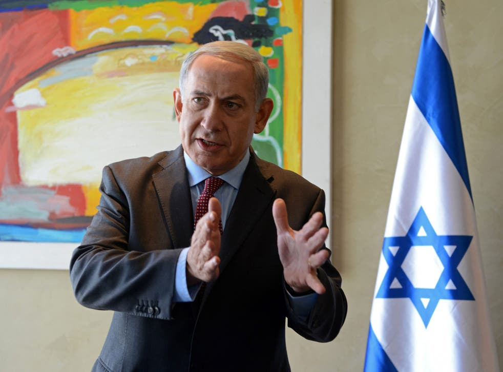 Israeli Prime Minister Benjamin Netanyahu says country may use military force to stop Iran from attaining nuclear weaponry