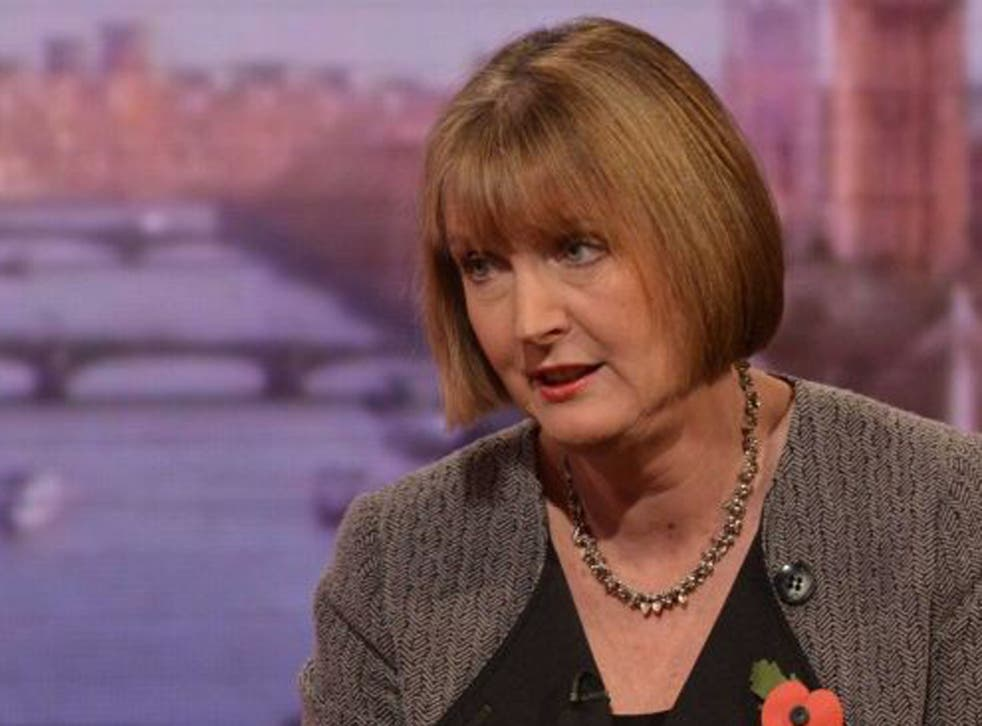Harriet Harman's report into Camberwell and Peckham shows that 76 per cent of her constituents affected by the spare room subsidy are unemployed and 83 per cent are single parents