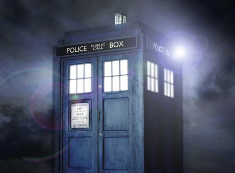 Researchers said a Tardis-type time travel machine would have to be built from materials yet to be discovered