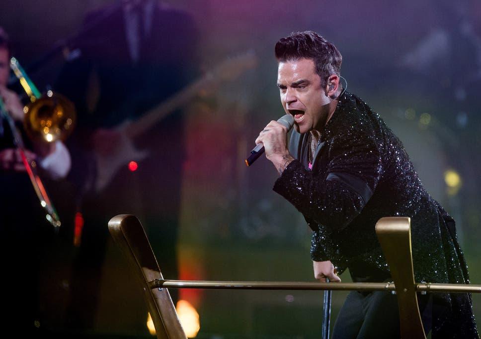 tunnetut tuotemerkit toinen mahdollisuus tehdashinta Music review: Robbie Williams- 'He has unashamed showbiz ...