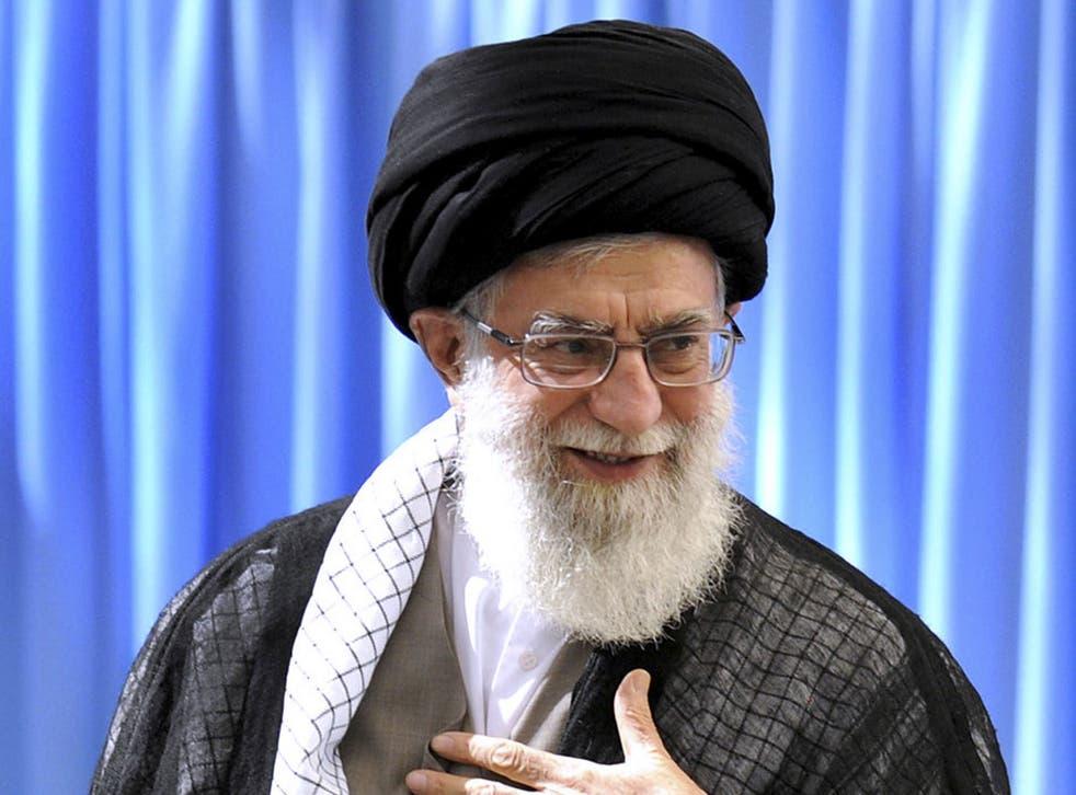 Ayatollah Ali Khamenei outlined a nine-step plan