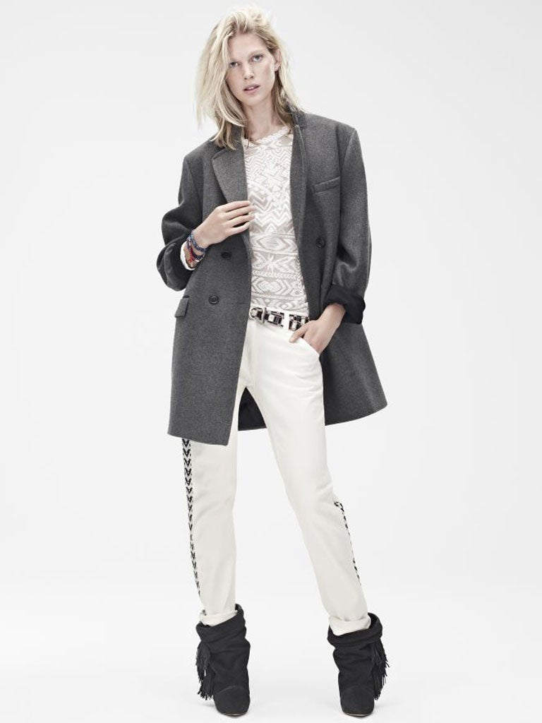 abde78407b34 Indyplus gallery: Isabel Marant pour H&M collection | The Independent