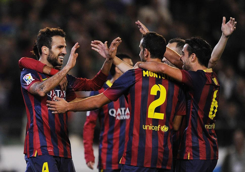 636b6f2fa Barcelona extend deal with UNICEF which sees club pay charity £1.25m a year