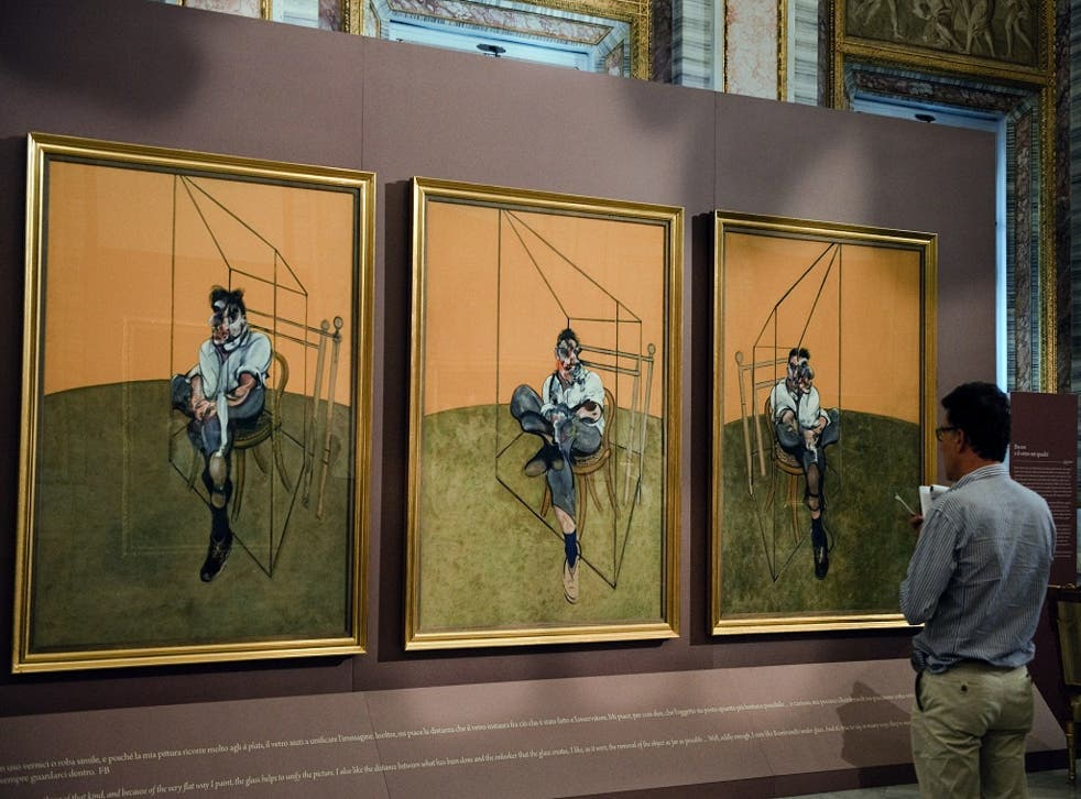Francis Bacon's 'Three Studies of Lucian Freud' is now the most expensive artwork ever sold at auction, fetching a record-breaking price of $142 million.