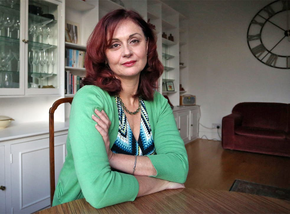Mariam Miller has lived and worked here for nine years and now has just a few days to leave