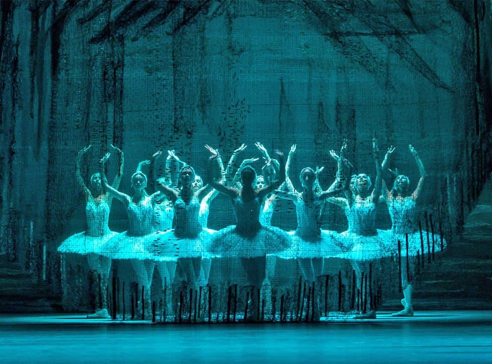 'Swan Lake' at the Royal Opera House