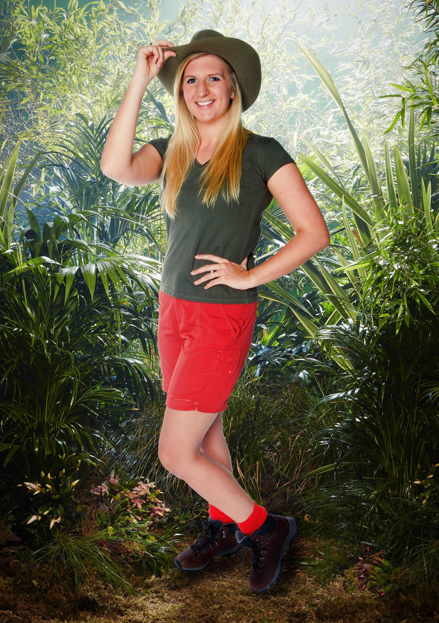 Im a celebrity new contestants on the voice