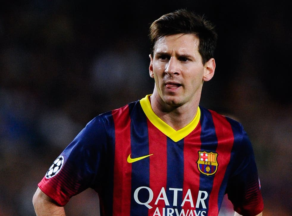Both Barcelona and Lionel Messi's management have rubbished claims of a dispute over his recovery from injury